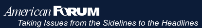 American Forum logo
