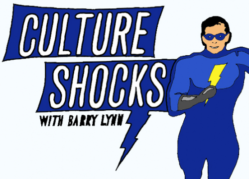 Culture Shocks logo