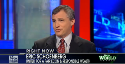 Eric Schoenberg on Cavuto
