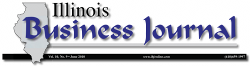 Illinois Business Journal banner