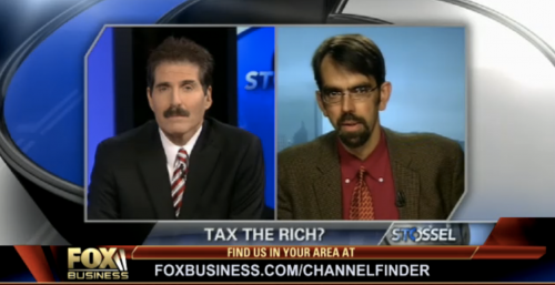 Mike Lapham on Stossel