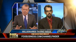 Mike Lapham on Fox Business