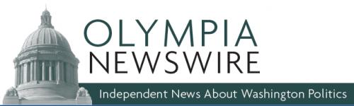 Olympia Newswire logo