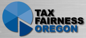 Tax Fairness Oregon Logo
