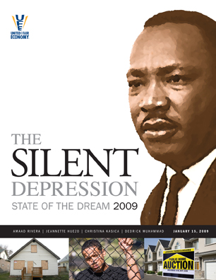 State of the Dream 2009 Report Cover
