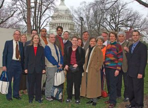 ET Lobby Day Group